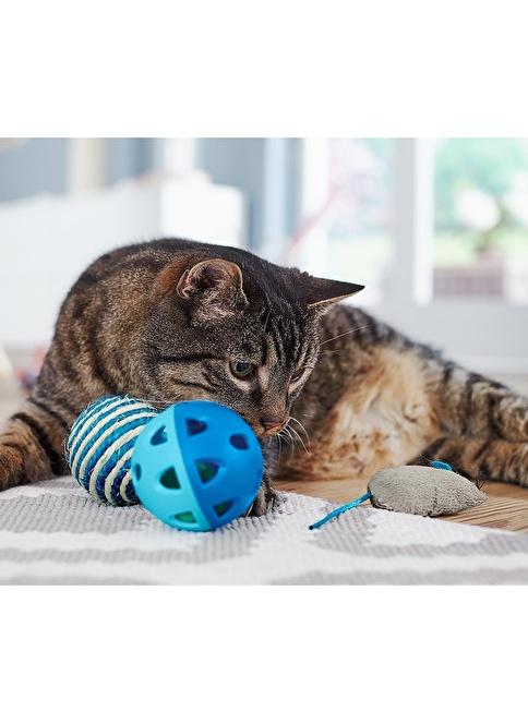 Tchibo Kedi Oyun Seti Mavi